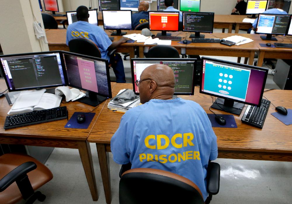 prisoners tech